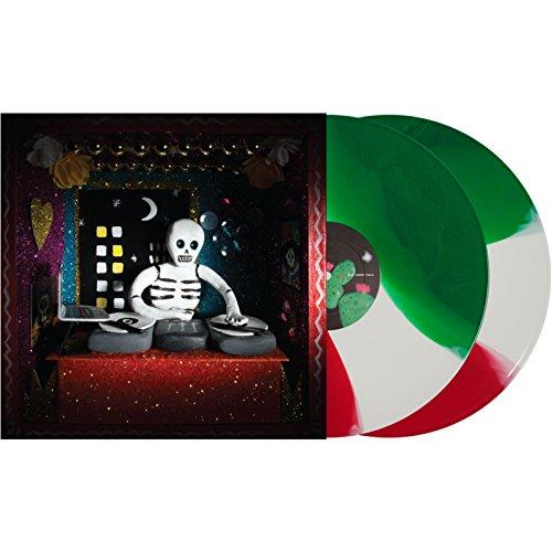 Serato 2x12 Zoll Mexico Control Vinyl Pressung limited Edition