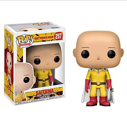 YPPY Pop Animation : One Punch Man - Saitama 3.75inch Vinyl Gift for Anime Fans