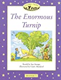 Classic Tales: The Enormous Turnip: Beginner 1, 100-Word Vocabulary