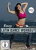 Easy Latin Dance Workout - Mit Spaß abnehmen & schnell fit werden! [Alemania] [DVD]