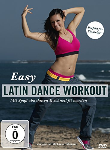 Easy Latin Dance Workout - Mit Spaß abnehmen & schnell fit werden!