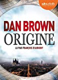 Origine - Livre audio 2 CD MP3
