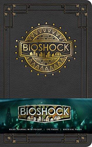 Bioshock Ruled Journal