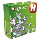Hubelino 420053 Kugelbahn Konstruktions Bausteine Set, kompatibel