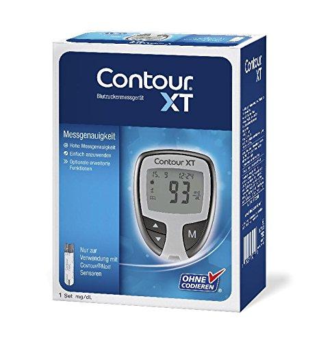 Blutzuckermessgerät Contour XT mg/dl
