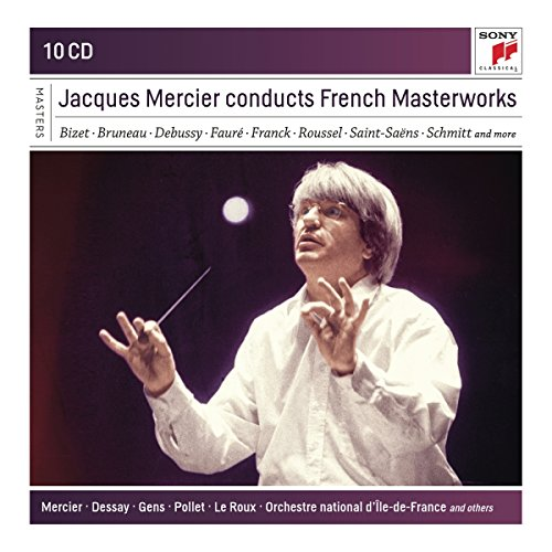 Masterworks Of The Late 19th Century In France [10 CD]