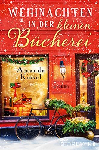 Buchseite und Rezensionen zu 'Weihnachten in der kleinen Bücherei' von Amanda Kissel