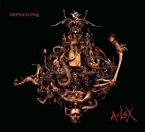 A-Lex ( Ltd. Deluxe Digipack)
