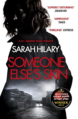Someone Else's Skin (DI Marnie Rome 1) by [Sarah Hilary]