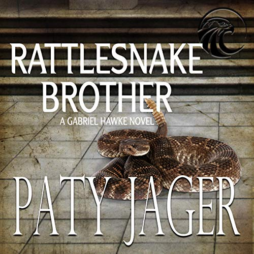 Rattlesnake Brother audiobook cover art