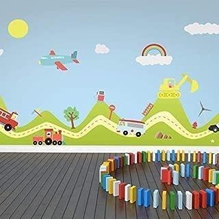 Mejor Papel Pintado Coches Infantil de 2020 - Mejor valorados y revisados
