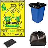 Black colored Garbage Bags with bottom sealing and prevents any leakage. Material : Semi Virgin Material | Strong material to carry 2 liters Material : Semi Virgin Material | Strong material to carry 5 liters Most convenient method of Garbage disposa...