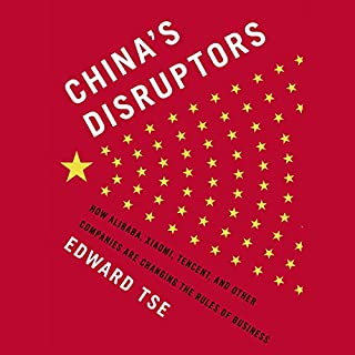China's Disruptors cover art