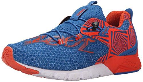 Zoot Herren Triathlon Laufschuh Makai Farbe Vivid Blue/Mandarin M Makai - Vivid Blue/Mandarin 49