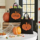 7 BEST Personalized Trick or Treat Bags