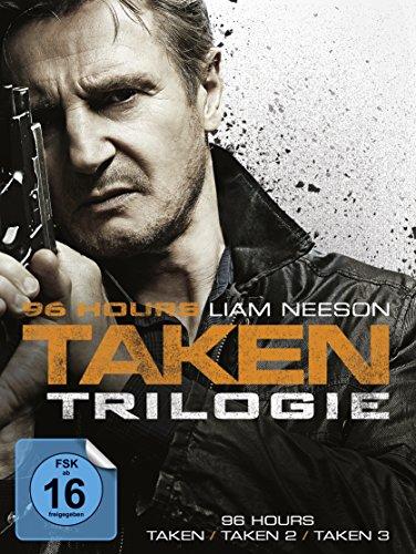 96 Hours - Taken Trilogie [3 DVDs]