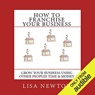 How to Franchise Your Business audiobook cover art