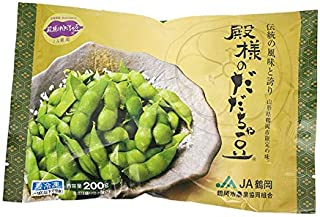 殿様のだだちゃ豆(冷凍)200g 山形県鶴岡市 ケンミンショー