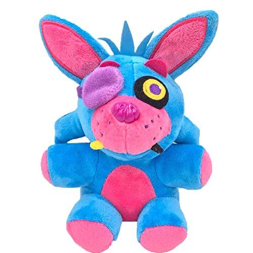 7' Five Nights at Freddy's FNAF Blue Phantom Foxy Plush Toy (US Stock)
