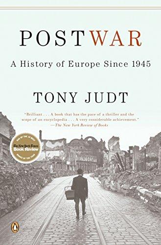 Postwar: A History of Europe Since 1945の詳細を見る