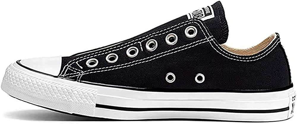 black slip on converse womens
