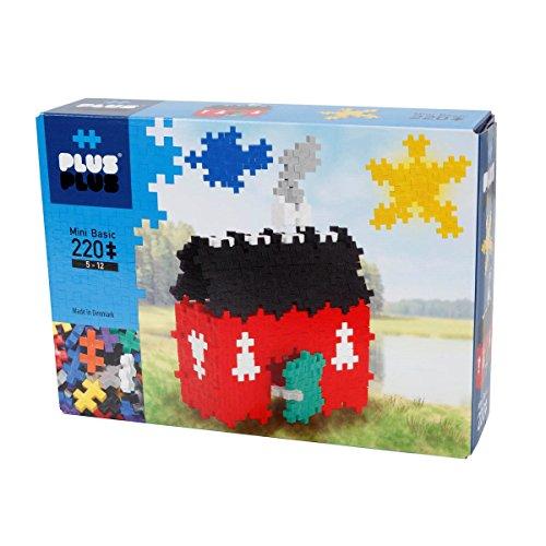 Plus-Plus 52199 - steekspelen, Mini Basic 220, House