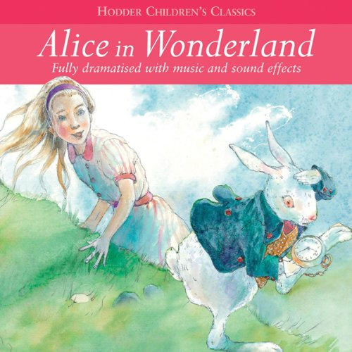 Alice in Wonderland (Dramatised) cover art