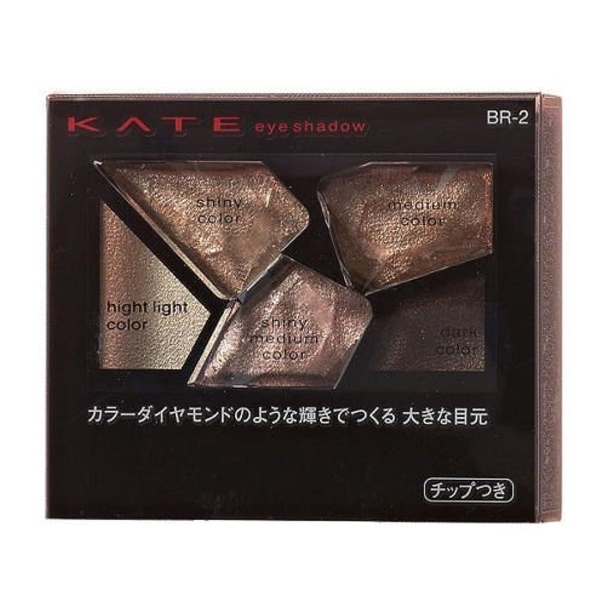 ストレンジャーネブ穀物【カネボウ】ケイト カラーシャスダイヤモンド #BR-2 2.8g