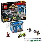 LEGO- Super Heroes Set CostruzioniRapina Armata all'Atm, Multicolore, 76082