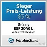 Grizzly ESF 2046L Elektro-Schneefräse - 8