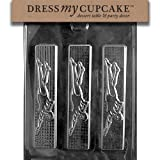 Dress My Cupcake DMCS014 Chocolate Candy Mold, Female Swimmer