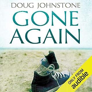 Gone Again audiobook cover art