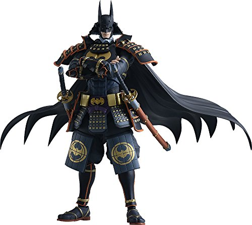 Figura Batman Ninja 16 cm. Figma. DX Sengoku Edition. Good Smile Comapny