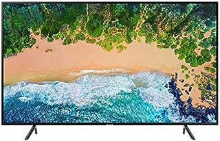 شاشة تلفاز 55 بوصة الترا اتش دي من سامسونج - UA55NU7100KXZN، سلسلة 7 - اسود 55 UA55NU7100KXZN
