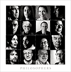 Book cover: Philosophers by Steve Pyke