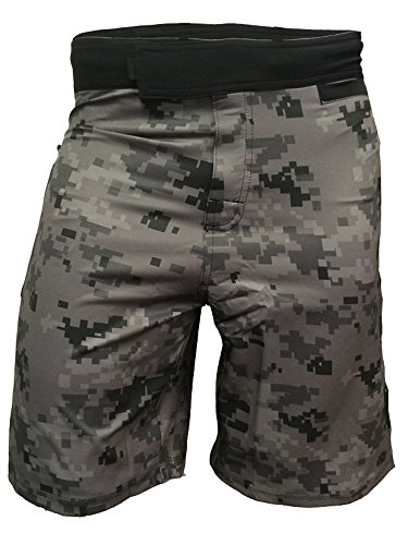 Epic MMA Gear WOD Shorts Agility 1.0 (Digital Camo, 32)