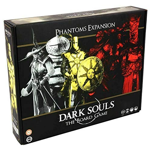 Steamforged Games Dark Souls The Board Game - Phantoms Expansion Italiano