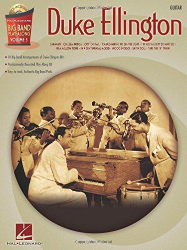Duke Ellington (+CD) : für Gitarre Big Band Playalong vol.3