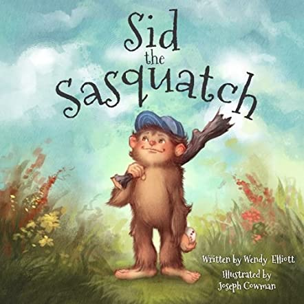 Sid the Sasquatch