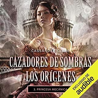 Princesa mecánica cover art