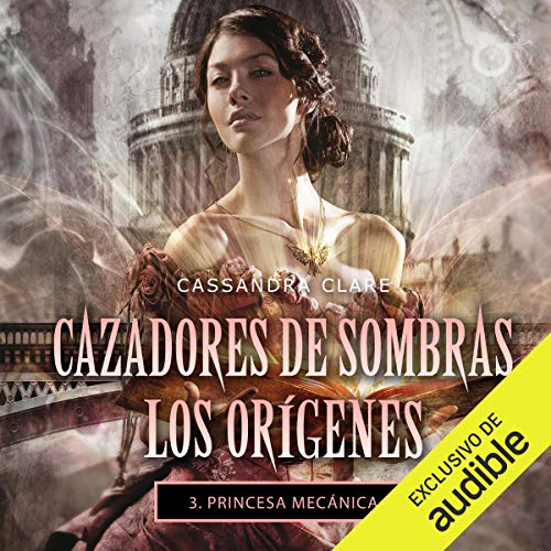 Princesa mecánica audiobook cover art