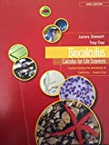 Biocalculus: Calculus for Life Sciences custom edition for University of California - Santa Cruz