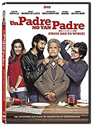 Un Padre No Tan Padre (From Dad to Worse) on Blu-ray, DVD, and Digital
