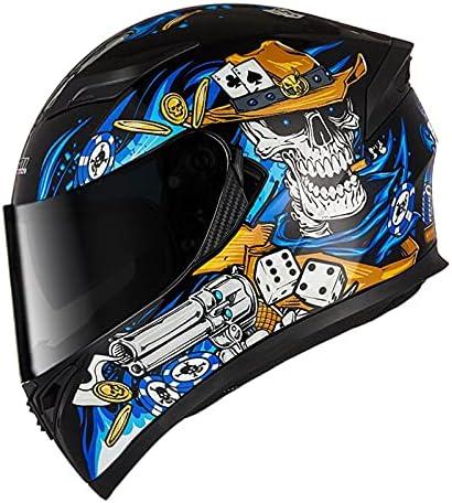 Ranking TOP1 Some reservation CHLinner Motorcycle Helmet Motorbike Street Face Full Dua Safety