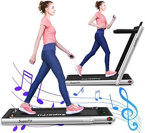 Up to 33% off GYMAX Exercise Treadmills