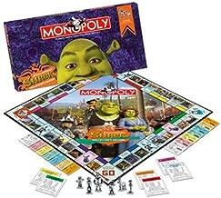 shrek monopoly