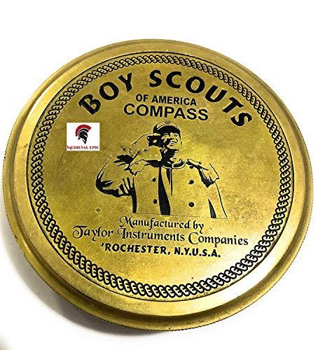 medieval epic american boy scout