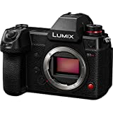 24MP full-frame CMOS sensor and Dual native ISO 4:2:2 10-bit internal recording , 4K/60p 10-bit recording and 6K video with full-frame capture Full V-Log gamma profile (matches VariCam) , Unlimited video record time , H.264 and H.265 internal recordi...