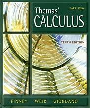 Calculus Part 2 Multivariable (10th Edition) (Pt. 2)