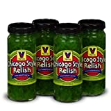 Vienna Chicago Style Relish 12oz (4 Pack)...